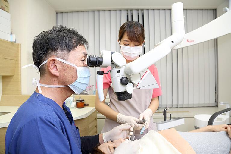 当クリニックが歯科治療で大切にしていること
